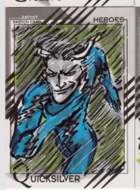 Marvel Retro Cards 49