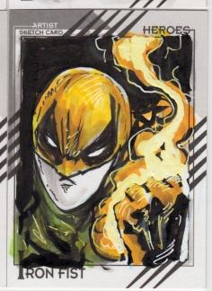 Marvel Retro Cards 50