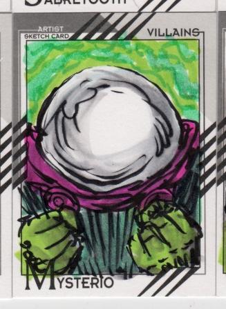 Marvel Retro Cards 51
