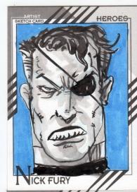 Marvel Retro Cards 52
