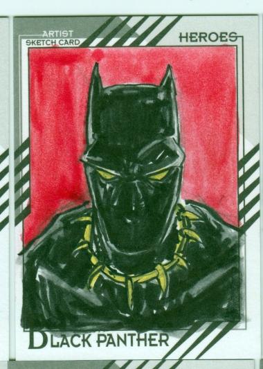 Marvel Retro Cards 53