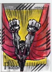 Marvel Retro Cards 54