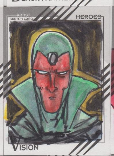 Marvel Retro Cards 56