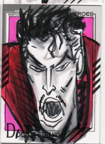 Marvel Retro Cards 57