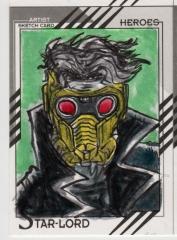Marvel Retro Cards 58