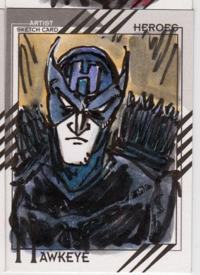Marvel Retro Cards 59