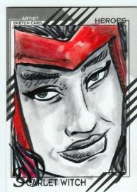 Marvel Retro Cards 61