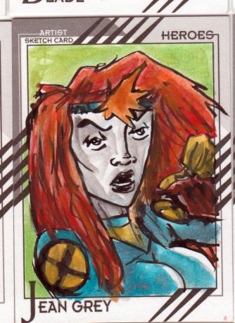 Marvel Retro Cards 65
