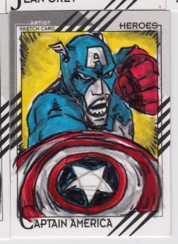 Marvel Retro Cards 68