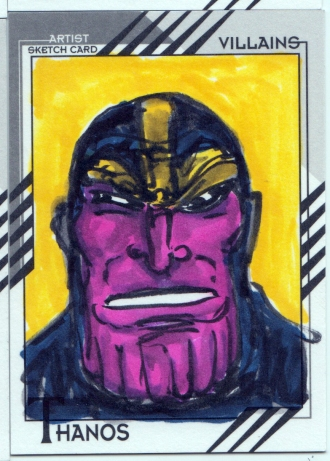 Marvel Retro Cards 9