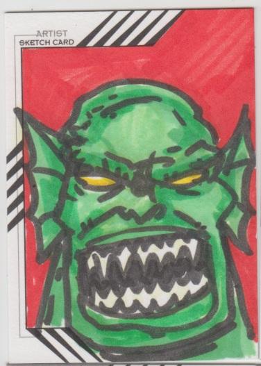 Marvel Retro Cards