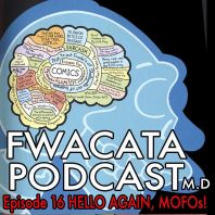 FWACATA podcast logo and header Design