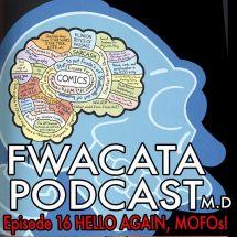 FWACATA podcast logo and header Design