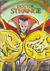 Juan Navarro Upperdeck Dr Strange Cards 016 - Doctor Strange