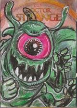 Juan Navarro Upperdeck Dr Strange Cards 021 - Agomotto