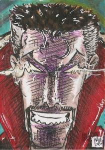 Juan Navarro Upperdeck Dr Strange Cards 024 - Dr Strange