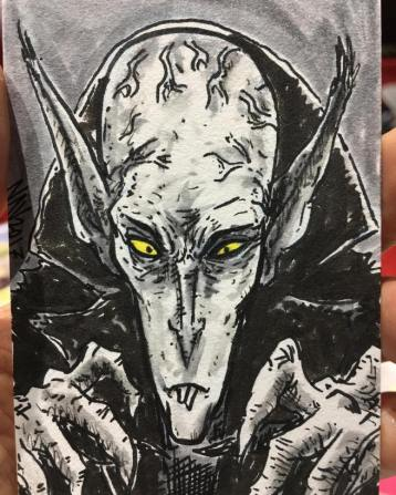 NOSFERATU done at SDCC