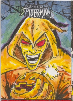 Spiderman Sketchcards Scans 001