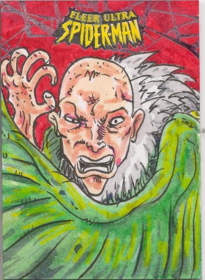 Spiderman Sketchcards Scans 003