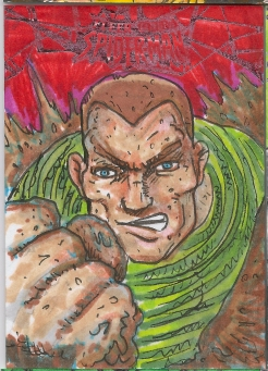 Spiderman Sketchcards Scans 004