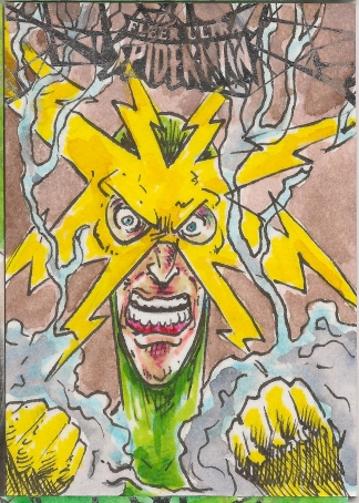 Spiderman Sketchcards Scans 006