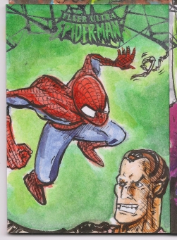 Spiderman Sketchcards Scans 009