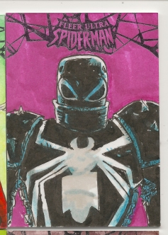 Spiderman Sketchcards Scans 012