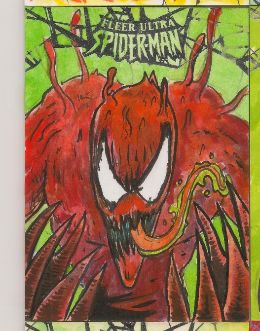 Spiderman Sketchcards Scans 013