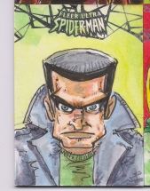 Spiderman Sketchcards Scans 016