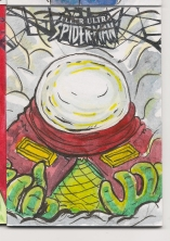 Spiderman Sketchcards Scans 018