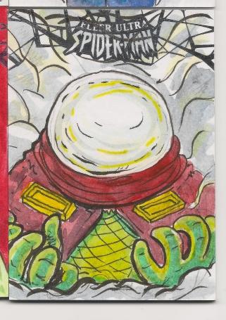 Spiderman Sketchcards Scans 018