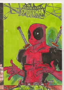 Spiderman Sketchcards Scans 021
