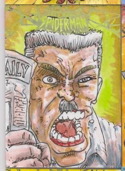 Spiderman Sketchcards Scans 022