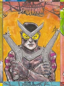 Spiderman Sketchcards Scans 023