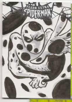 Spiderman Sketchcards Scans 028