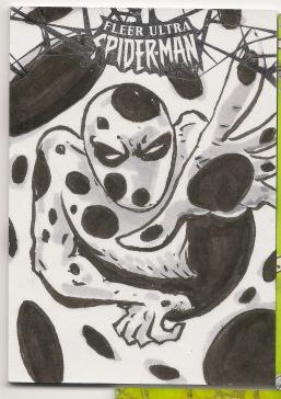 Spiderman Sketchcards Scans 028