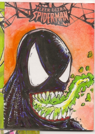 Spiderman Sketchcards Scans 030