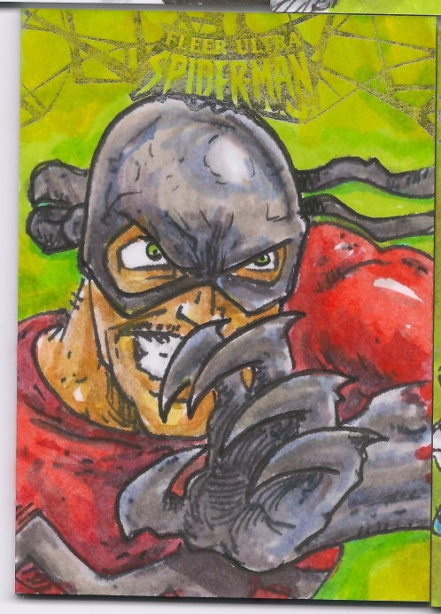 Spiderman Sketchcards Scans 031