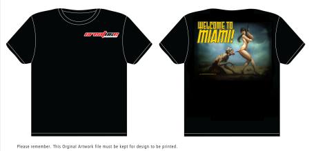 ZOMBIE YEARS t-shirt company shirt design