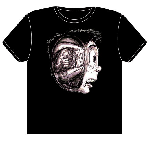 TOMMY Driven t-shirt